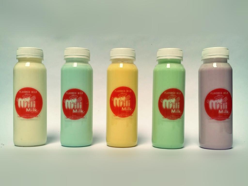 milkshake milimilk 250 ml